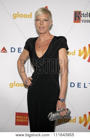 Tabatha Coffey at the 23rd Annual GLAAD Media Awards held at the Westin Bonaventure Hotel in Los Angeles, California, United States on April 21, 2012.