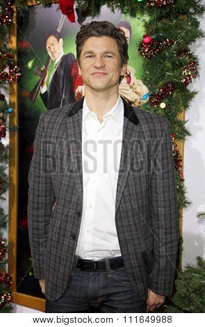LOS ANGELES, USA - David Burtka at the Los Angeles Premiere of