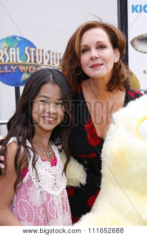 HOLLYWOOD, CALIFORNIA - March 27, 2011. Elizabeth Perkins at the Los Angeles premiere of
