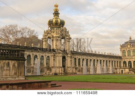 Dresden Palace