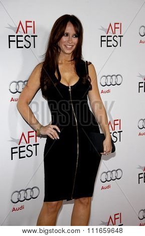 Jennifer Love Hewitt at the AFI Fest 2011 Opening Night Gala World Premiere Of