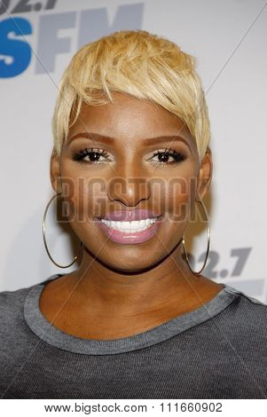 NeNe Leakes at the KIIS FM's 2012 Jingle Ball held at the Nokia Theatre L.A. Live in Los Angeles, USA on December 3, 2012.