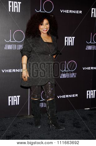 Chaka Khan at the JLO's Private American Music Awards Private afterparty held at the Greystone Manor Supper Club in West Hollywood, California, United States on November 20, 2011.