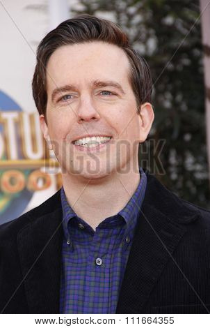 Ed Helms at the Los Angeles Premiere of