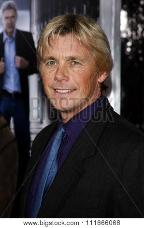 HOLLYWOOD, CALIFORNIA - January 19, 2010. Christopher Atkins at the Los Angeles premiere of