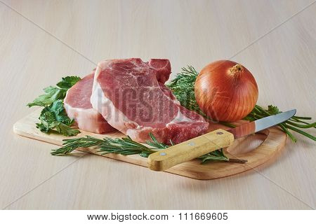 Meat For Frying