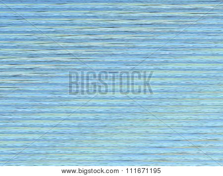 Blue Green Water Wave Abstract Background
