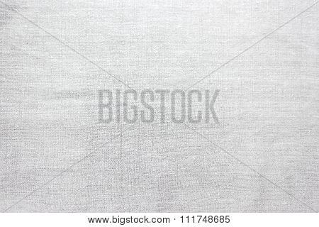 Homespun Fabric, Abstract Background.