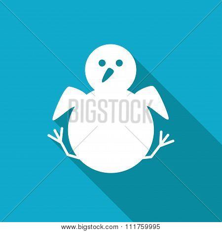 Little bird icon