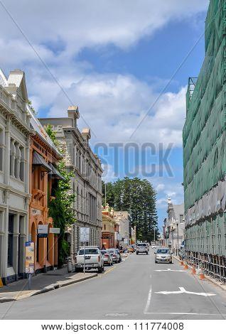 Street Perspective in Fremantle, Western Australia
