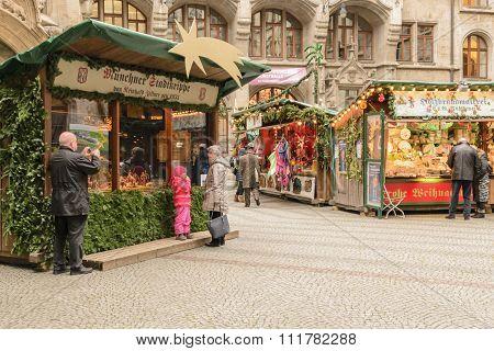 Stalls of Christmas