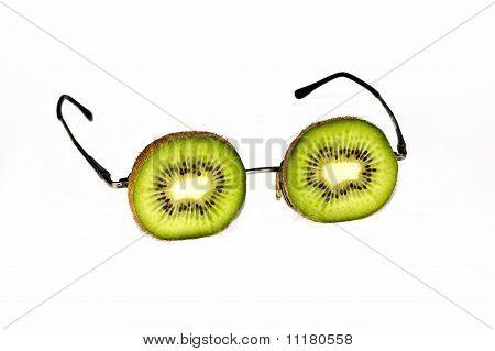 kiwi glasses