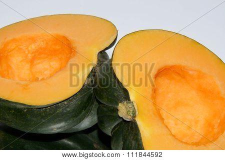 Acorn Squash half