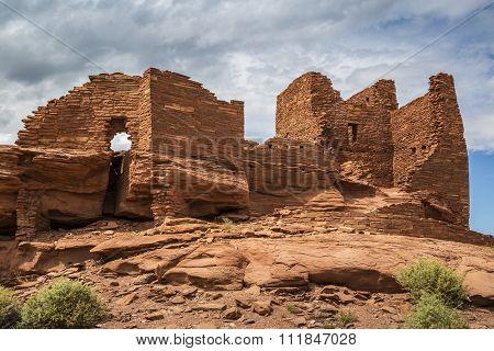 Wukoki Pueblo Ruin