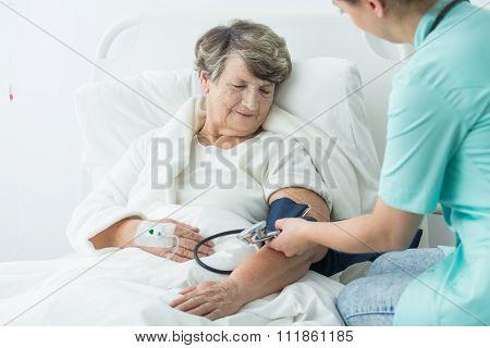 Geriatric Ward Patient With Hypertension