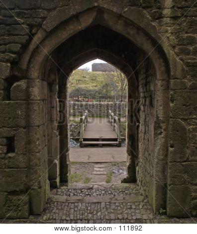 Nunney Castle1