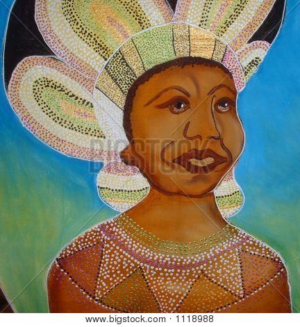 Ndebele Women