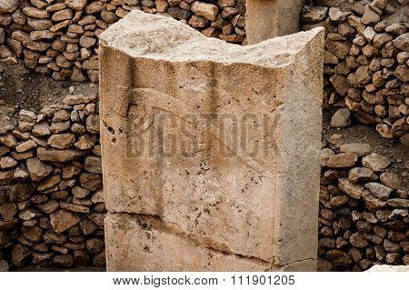 Gobekli Tepe Is An Archaeological Site
