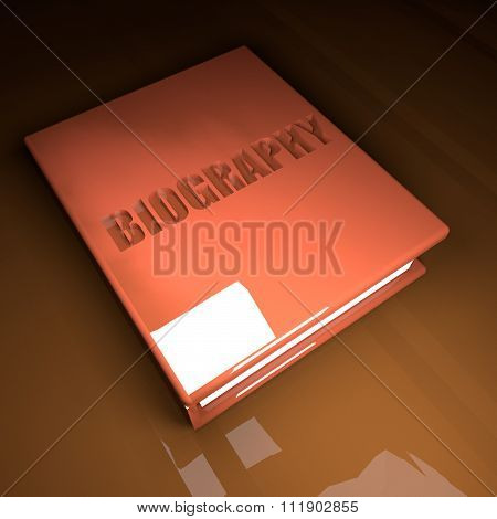 Biography Book, 3D