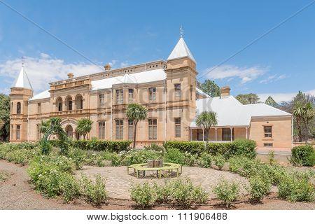Historic Presidency In Bloemfontein