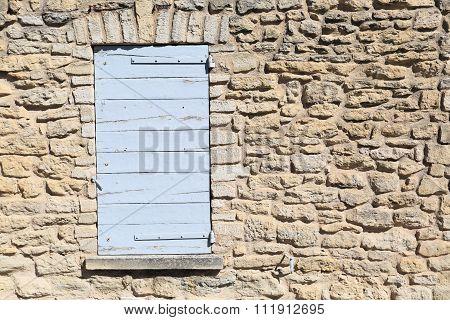Provence Style Window