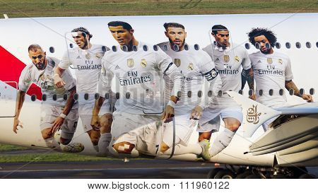 Real Madrid Emirates