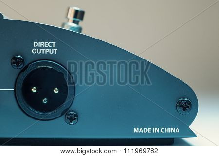 Made In China Direct Output