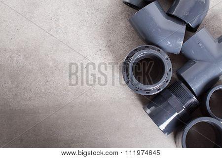 PVC-U fittings