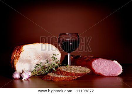 Noble Food Still Life