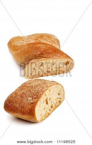 Fresh bread for breakfast