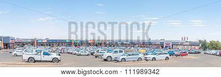 Bloem Value Mart Shopping Centre In Fleurdal