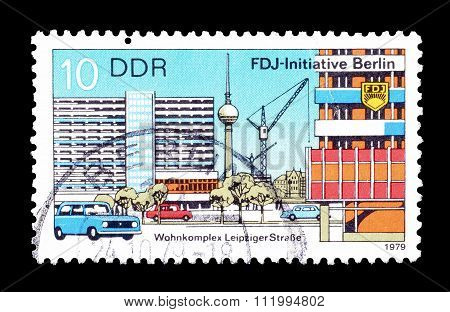 German Democratic Republic 1979