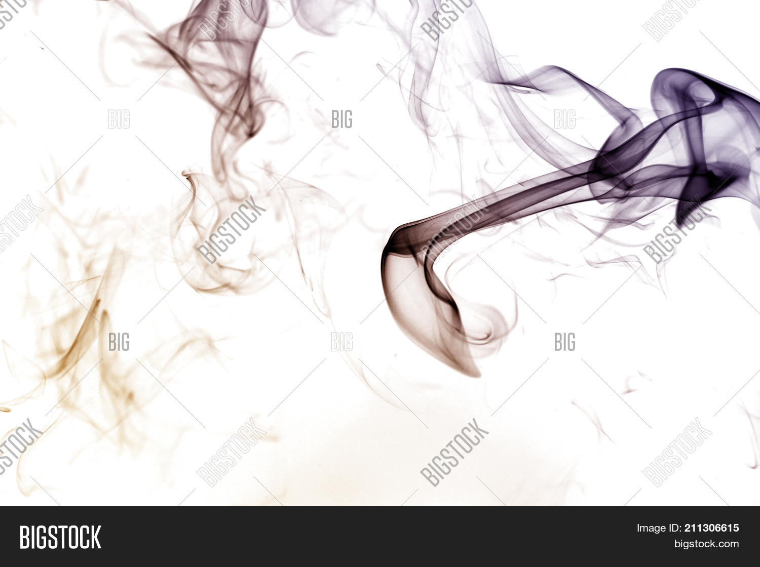 Smoke As Wallpaper Is A Collection Of Airborne Solid And Liquid Particulates Gases