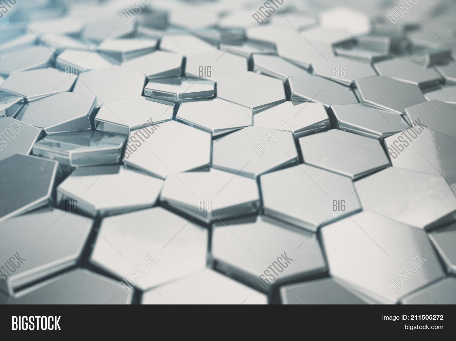 Silver Abstract Image & Photo (Free Trial) | Bigstock