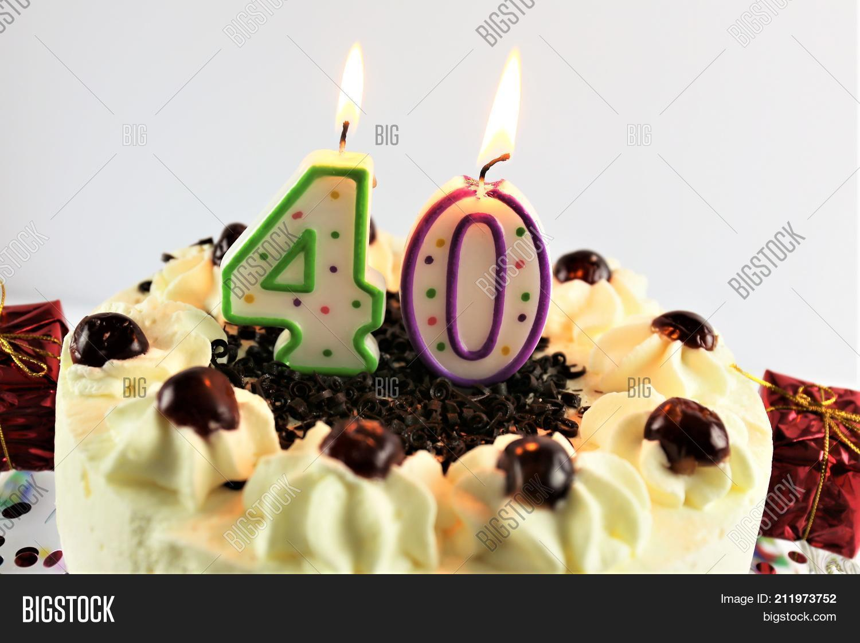 Image Birthday Cake Image Photo Free Trial Bigstock