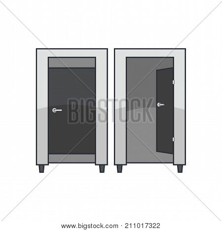 Lineart Dressing Cabins Set