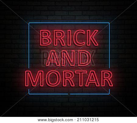 Brick And Mortar Neon.