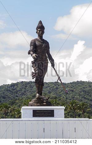 Ratchapak Park Hua Hin king Ramkhamhaeng the great