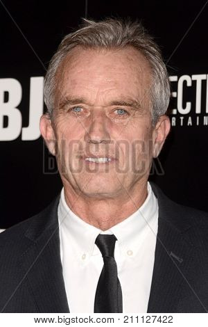 LOS ANGELES - OCT 24:  Robert F. Kennedy Jr. at the
