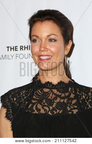 LOS ANGELES - OCT 15:  Bellamy Young at the