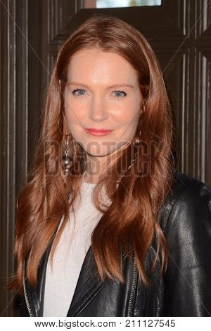 LOS ANGELES - OCT 15:  Darby Stanchfield at the