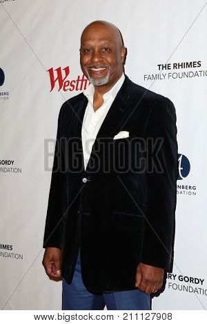 LOS ANGELES - OCT 15:  James Pickens Jr at the