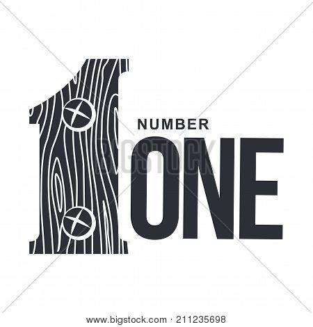 Numeric Logo One