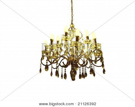 Chandelier Crystal