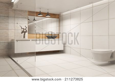 New Bathroom Interior