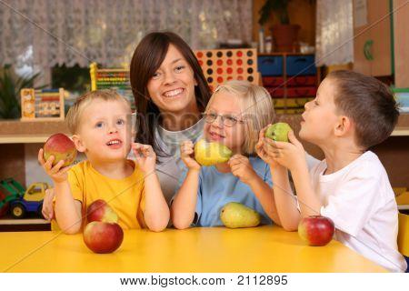 Break For Fruits