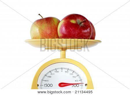 Fruits Weighing