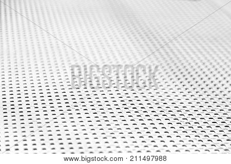 Abstract Texture Of A Plastic Floor