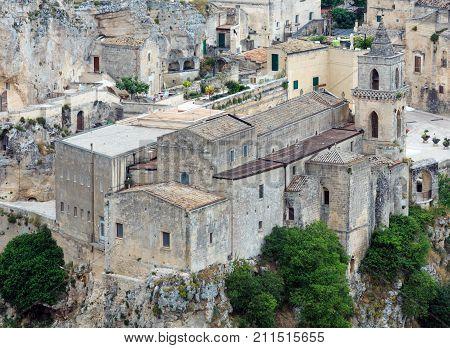 Sassi Di Matera, Basilicata, Italy