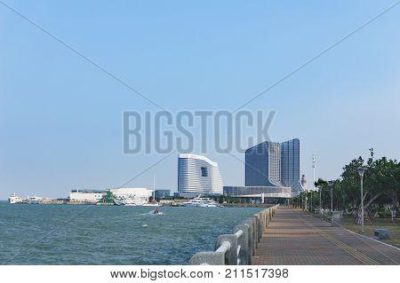 Xiamen Strait Tourism Service Center